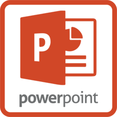 Powerpoint button